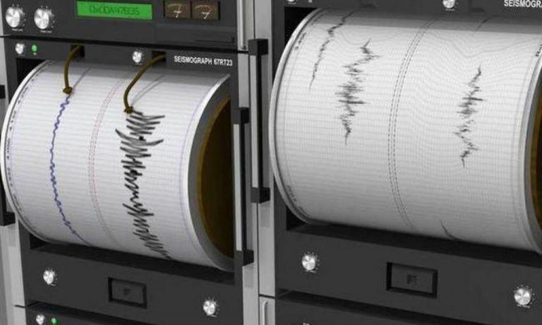Σεισμός δυτικά των Χανίων   tanea.gr