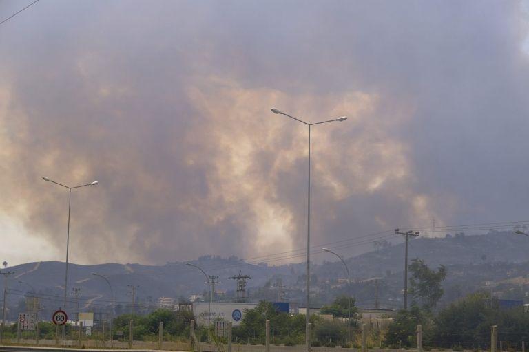Φωτιές – Προς ύφεση το πύρινο μέτωπο στη Μαλακάσα, αγωνία για Αγιο Στέφανο και Θρακομακεδόνες | tanea.gr
