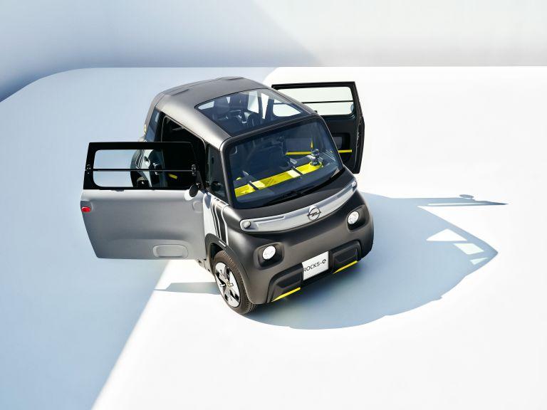 Το νέο, ηλεκτρικό Opel που μπορούν να το οδηγούν 15αρηδες   tanea.gr