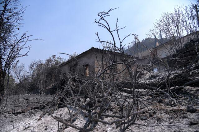 Μητσοτάκης – Η απόδοση ευθυνών για τις πυρκαγιές θα γίνει μετά το τέλος της μάχης | tanea.gr