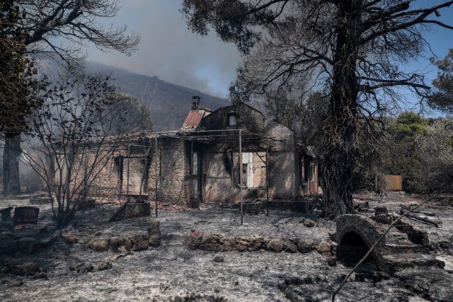 Φωτιές – Για ποιες περιοχές υπάρχει υψηλός κίνδυνος πυρκαγιάς την Τετάρτη   tanea.gr