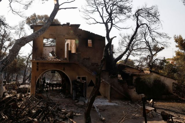 Λαγουβάρδος για φωτιά στη Βαρυμπόμπη – Υποτιμήσαμε τον καύσωνα   tanea.gr