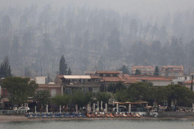 Φωτιά στην Εύβοια – Η πιο καταστροφική φωτιά όλων των εποχών στην Ελλάδα   tanea.gr