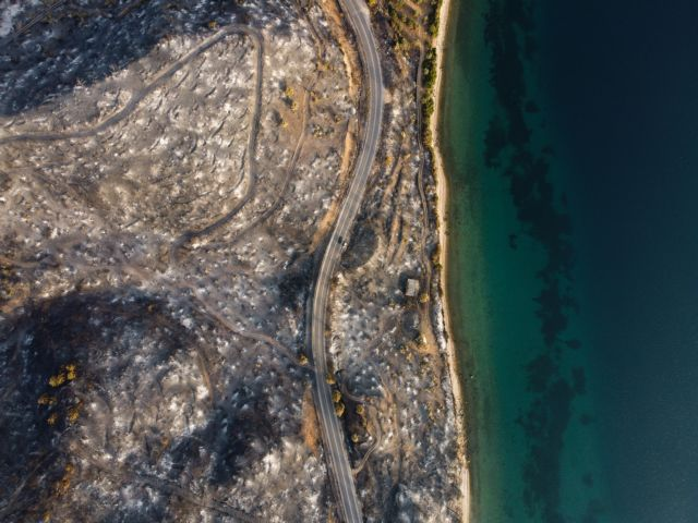 Φωτιές – Τρομάζουν οι επιπτώσεις στο μικροκλίμα των περιοχών που επλήγησαν – Τι λέει ο Ζερεφός | tanea.gr