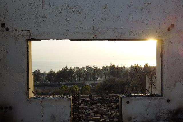 Φωτιές – Από την Τετάρτη σε λειτουργία οι πλατφόρμες για τις αιτήσεις αποζημίωσης των πυρόπληκτων | tanea.gr