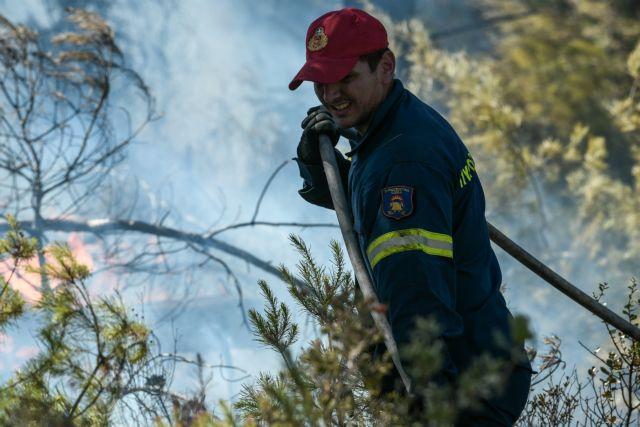 Φωτιές – Δύσκολη η κατάσταση στη Γορτυνία – Καλύτερα τα πράγματα στον δήμο Μεγαλόπολης   tanea.gr
