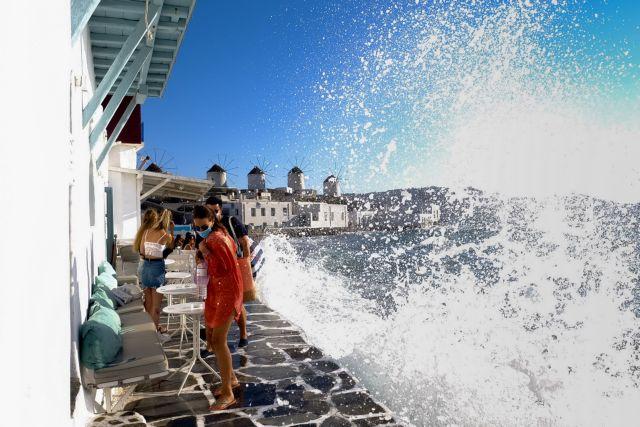 Financial Times – Η Ελλάδα νικήτρια στην ανάκαμψη του τουρισμού στην Ευρώπη | tanea.gr