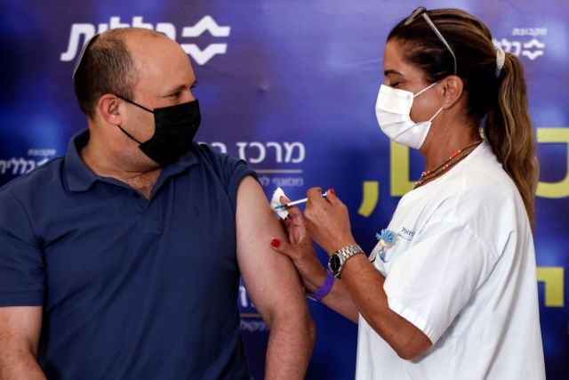 Τρίτη δόση εμβολίου κατά του κοροναϊού για τον ισραηλινό πρωθυπουργό | tanea.gr