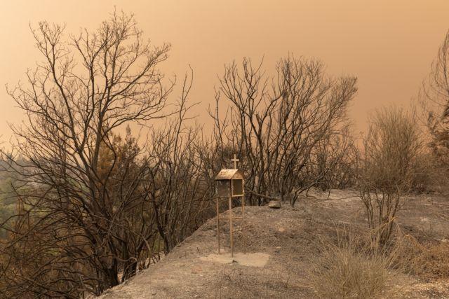 Καιρός – Στα ύψη η θερμοκρασία – Ζέστη και άπνοια στην πολύπαθη Εύβοια | tanea.gr