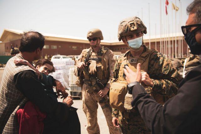 Βρετανία – «Απίθανη» η παράταση προθεσμίας για εκκένωση του Αφγανιστάν   tanea.gr