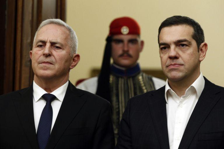 Μαξίμου για Αποστολάκη - Κατώτερος των περιστάσεων - Ενήμεροι Τσίπρας, Γεννηματά για την υπουργοποίηση | tanea.gr