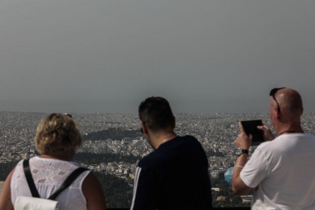 Φωτιά στη Βαρυμπόμπη – Δείτε live την ποιότητα του αέρα στην περιοχή σας | tanea.gr