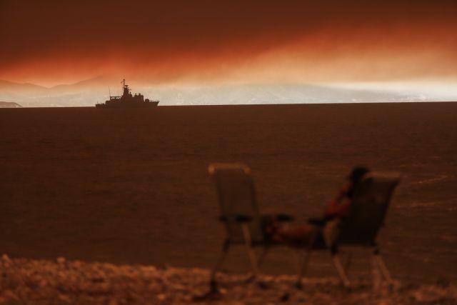 Ωρα μηδέν για τον πλανήτη από την κλιματική αλλαγή   tanea.gr