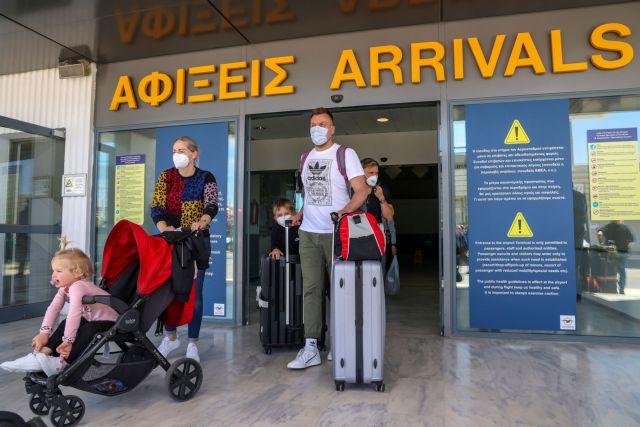 Πτήσεις – Άνοδος στη διακίνηση επιβατών – Πληθαίνουν οι αεροπορικές αφίξεις από το εξωτερικό   tanea.gr