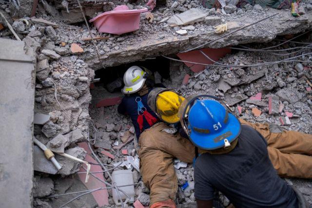 Σεισμός στην Αϊτή – Ανθρωπιστική βοήθεια 3 εκατομμυρίων ευρώ από την Ευρωπαϊκή Ένωση   tanea.gr
