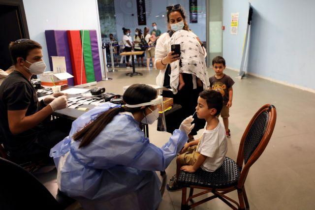 Πάνω από 10.000 κρούσματα τη μέρα μετρά το Ισραήλ   tanea.gr