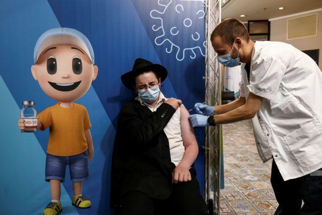 Μόσιαλος – Στο Ισραήλ έχει εμβολιαστεί το 60,5% του πληθυσμού | tanea.gr