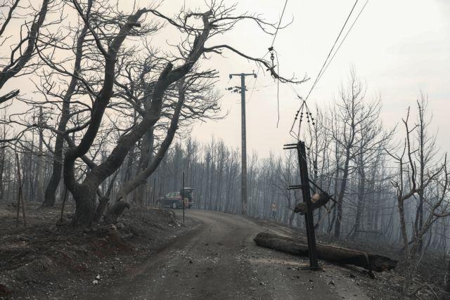 Καμπανάκι Moody's για τις επιπτώσεις από τις φωτιές – Βλέπει πιστωτικούς κινδύνους   tanea.gr