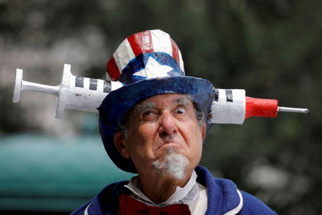 ΗΠΑ – Σαρώνει τις πολιτείες του Νότου η μετάλλαξη Δέλτα – Εξαντλούνται οι κλίνες ΜΕΘ στο Άρκανσο   tanea.gr