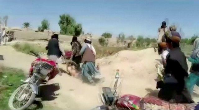 Αφγανιστάν – Οι Ταλιμπάν κατέλαβαν την πόλη Γάζνι   tanea.gr