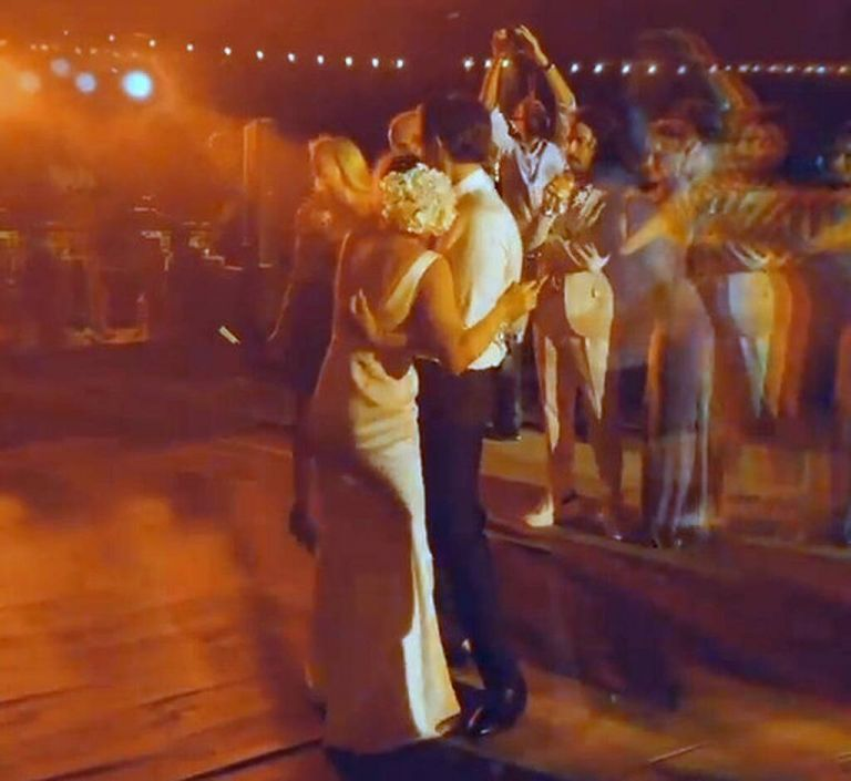 Μύρωνας Στρατής & Κατερίνα Ζαπάρδα – Που περνάει μήνα του μέλιτος το νιόπαντρο ζευγάρι; | tanea.gr