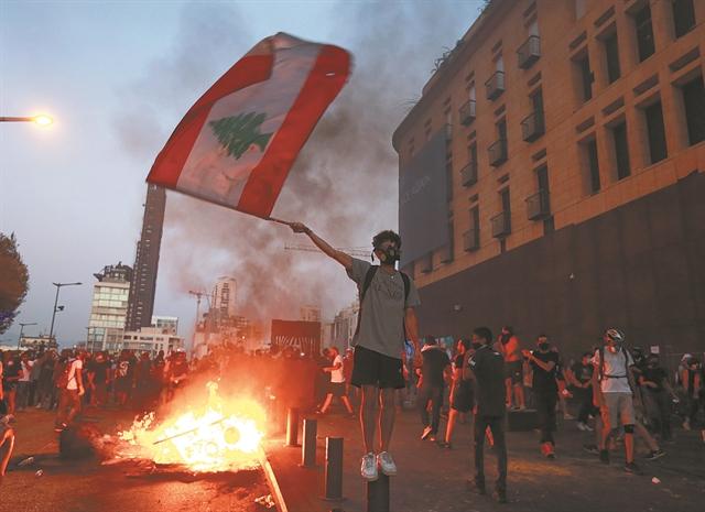 Βηρυτός: Πληγές και ερωτήματα παραμένουν ανοιχτά | tanea.gr