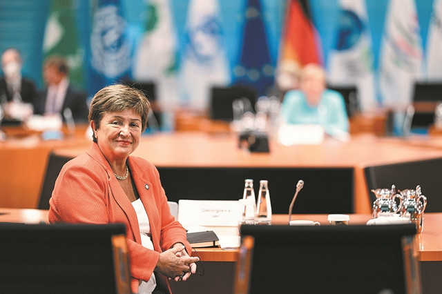 Η Γκεοργκίεβα και οι «πειραγμένες» εκθέσεις του ΔΝΤ για την Κίνα | tanea.gr