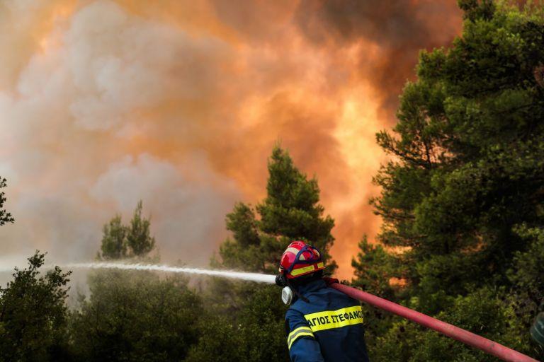 Φωτιά στην Αττική – Πέντε οι εγκαυματίες από την πύρινη λαίλαπα   tanea.gr