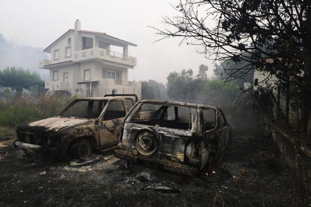 Φωτιές – Παρατείνεται η απαγόρευση μετακίνησης σε δάση και άλση   tanea.gr
