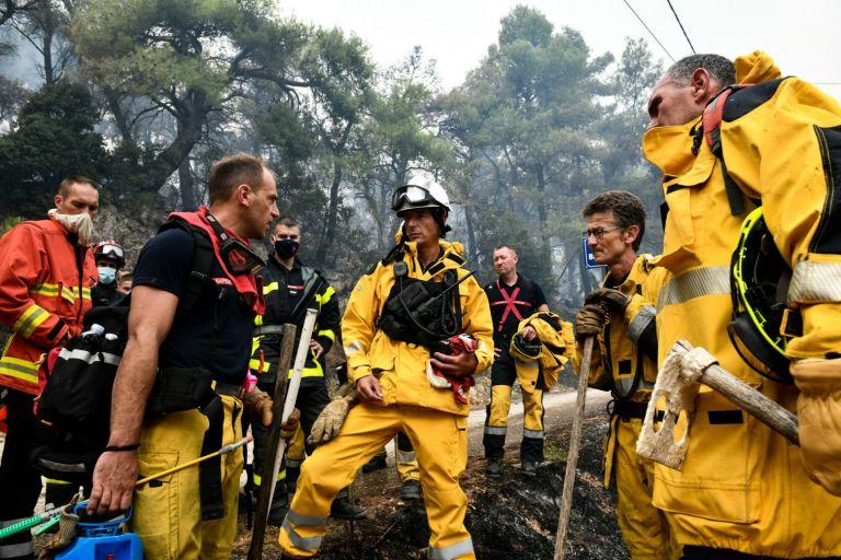 Φωτιές – Ενισχύονται τα ελληνικά πεζοπόρα τμήματα | tanea.gr