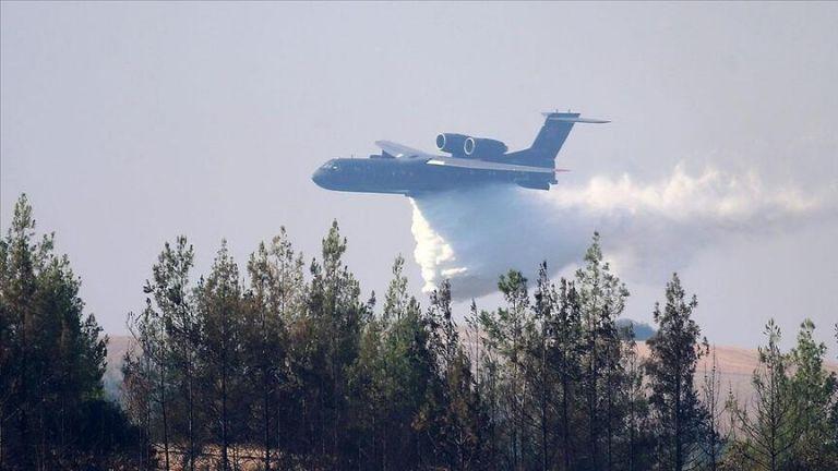 Tουρκία – Συνετρίβη ρωσικό πυροσβεστικό αεροπλάνο που επιχειρούσε στις φωτιές | tanea.gr