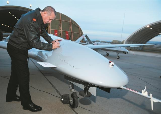 Τα τουρκικά drones εκνευρίζουν Αίγυπτο και Ισραήλ   tanea.gr