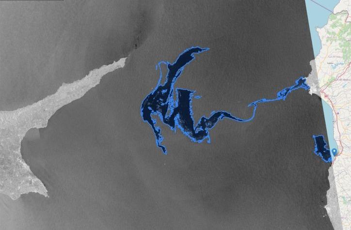 Μεγάλη πετρελαιοκηλίδα από τη Συρία πλησιάζει τις ακτές της Κύπρου | tanea.gr