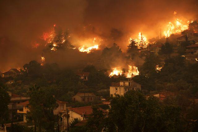Δασικές πυρκαγιές – Ήρθε η ώρα για ένα νέο μοντέλο διαχείρισής τους   tanea.gr