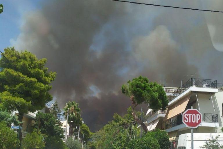 ΤΡΑΙΝΟΣΕ – Ποια  σιδηροδρομικά δρομολόγια αναστέλλονται λόγω της πυρκαγιάς   tanea.gr