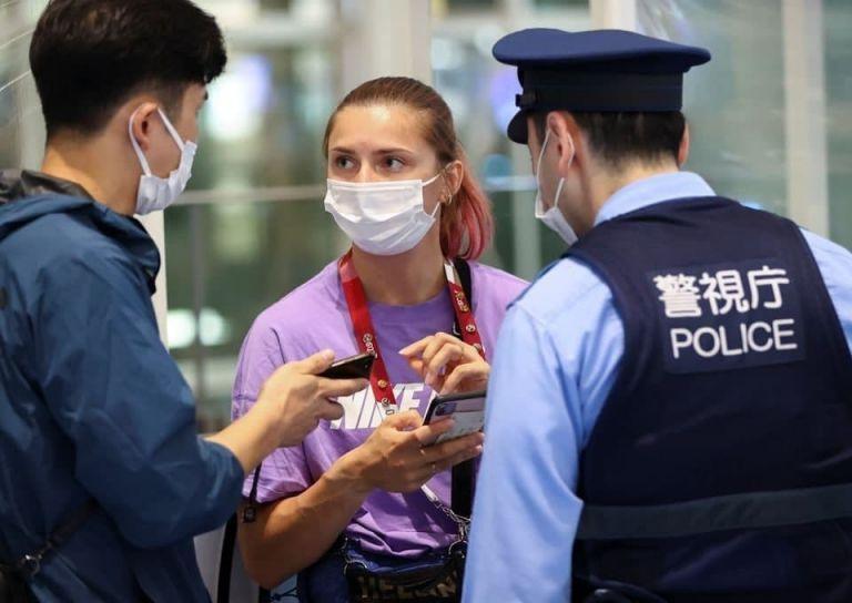 Τόκιο – Λευκορωσίδα σπρίντερ λέει ότι την πήγαν στο αεροδρόμιο παρά τη θέλησή της για να φύγει   tanea.gr