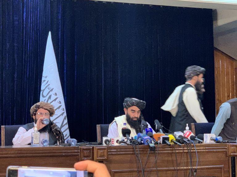 Ταλιμπάν – Ζητούν διεθνή διάσκεψη για την παροχή οικονομικής βοήθειας | tanea.gr