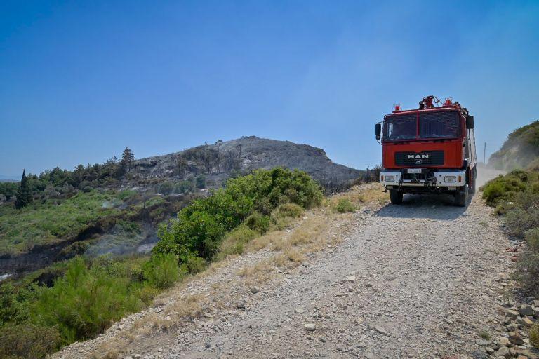 Σταμάτησαν τις φλόγες λίγο πριν το Μοναστήρι στη Μαλεσίνα   tanea.gr