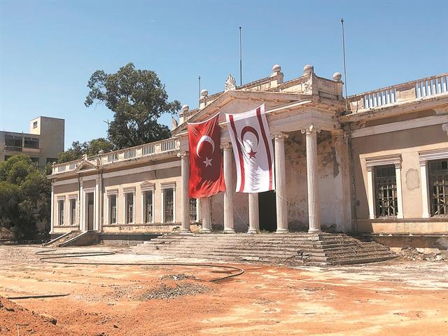 Ο Ερντογάν προσπαθεί να σκεπάσει την Ιστορία   tanea.gr