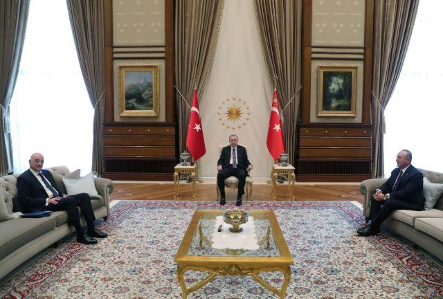 Δένδιας – Η Τουρκία τείνει να πάρει οριστικό διαζύγιο με τη διεθνή νομιμότητα   tanea.gr