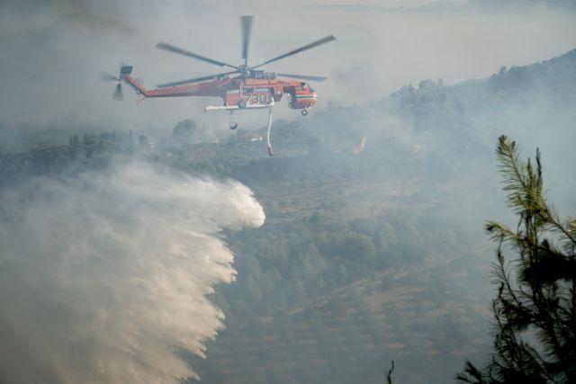 Φωτιές στην  Ηλεία – Νέα εντολή εκκένωσης οικισμών στην Αρχαία Ολυμπία | tanea.gr