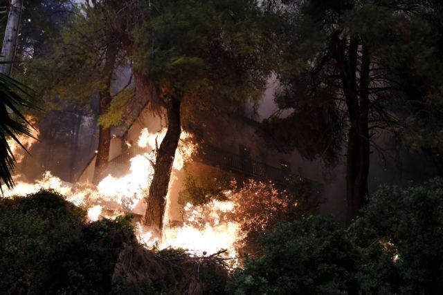 Φωτιές – Πάνω από 650.000 στρέμματα οι καμένες εκτάσεις σε Εύβοια, Αττική και Λακωνία έως το μεσημέρι της Κυριακής | tanea.gr