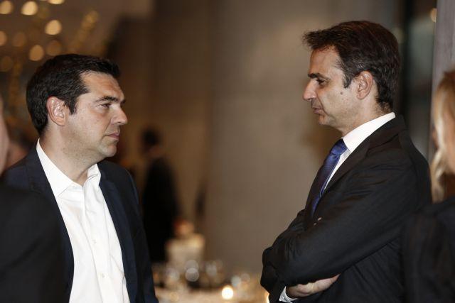 Οταν Μητσοτάκης και Τσίπρας... σκοτώνονταν το 2019 για τον Αποστολάκη | tanea.gr
