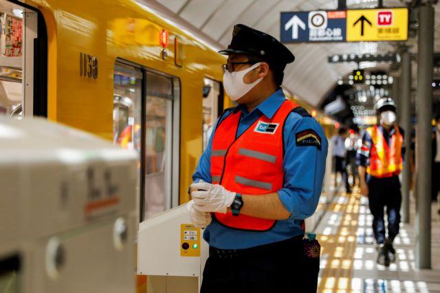 Ιαπωνία – Επίθεση με οξύ στο μετρό του Τόκιο – Δύο τραυματίες   tanea.gr