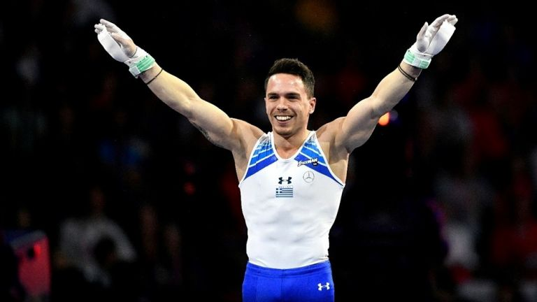 Petrounias clinches Olympics bronze medal in men's rings finals | tanea.gr