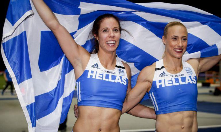 Ολυμπιακοί Αγώνες – Μεγάλη στιγμή για Στεφανίδη, Κυριακοπούλου | tanea.gr
