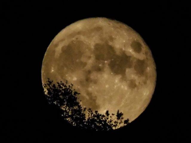Είναι το αυγουστιάτικο φεγγάρι το πιο λαμπρό;   tanea.gr