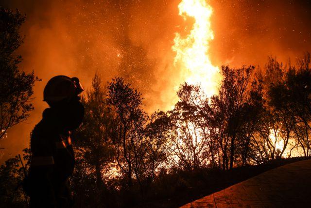 Βαγγέλης Μαρινάκης – «Οι σκέψεις και οι προσευχές μας με όλους όσοι δοκιμάζονται από τις πυρκαγιές» | tanea.gr