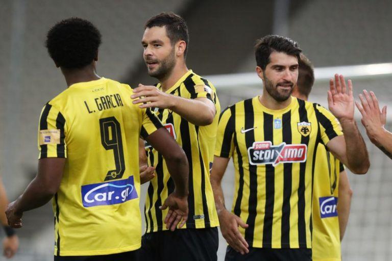 Νίκη κόντρα στη Λαμία για την ΑΕΚ (1-0) | tanea.gr