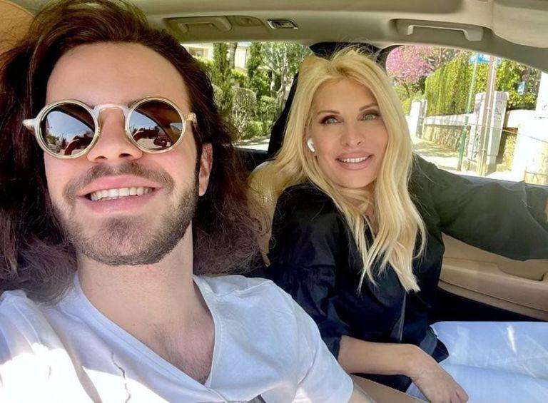 Ελένη Μενεγάκη – Η ανάρτηση για την καινούργια εκπομπή και το σχόλιο του γιου της στην φωτογραφία | tanea.gr
